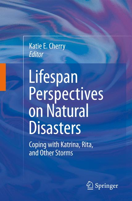Cover of 'Lifespan Perspectives on Natural Disasters'