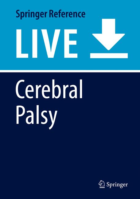 Cover of 'Cerebral Palsy'