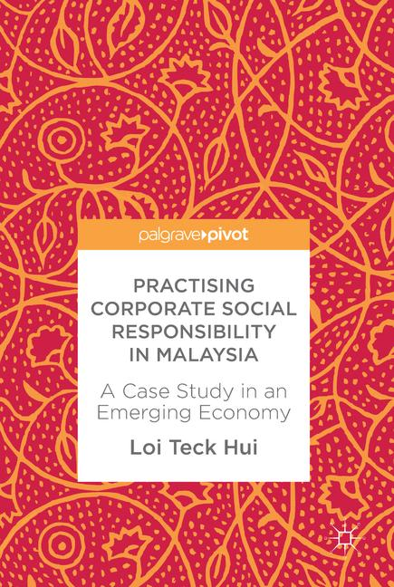 Cover of 'Practising Corporate Social Responsibility in Malaysia'