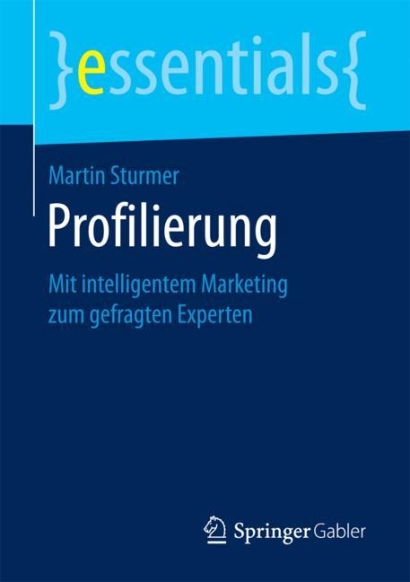 Cover of 'Profilierung'
