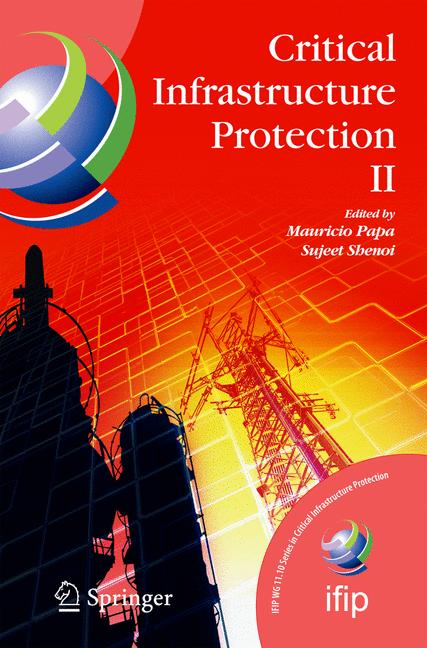 Cover of 'Critical Infrastructure Protection II'