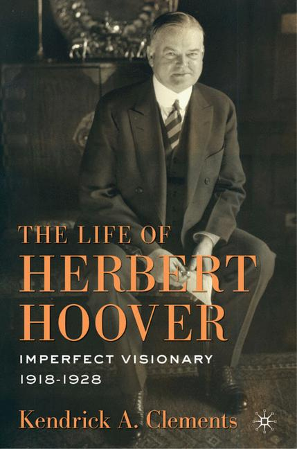Cover of 'The life of Herbert Hoover'