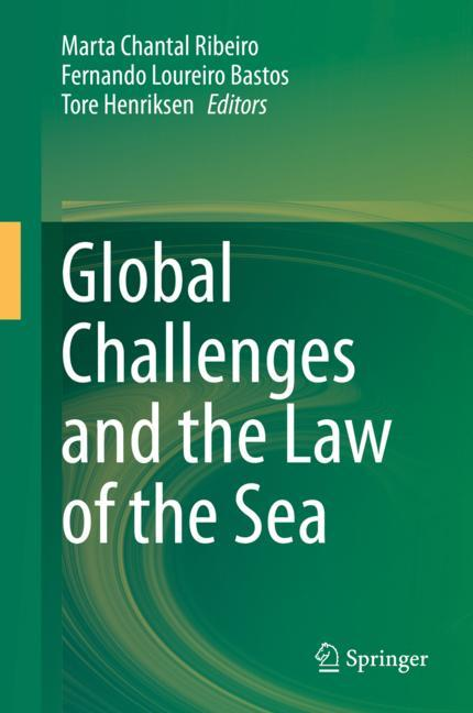 Cover of 'Global Challenges and the Law of the Sea'