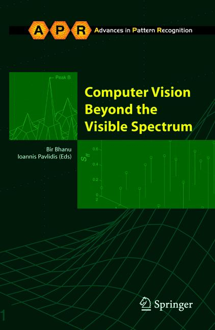 Cover of 'Computer Vision Beyond the Visible Spectrum'