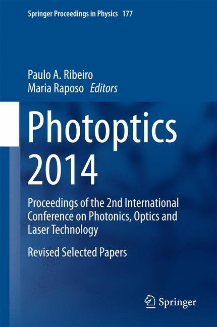 Cover of 'Photoptics 2014'