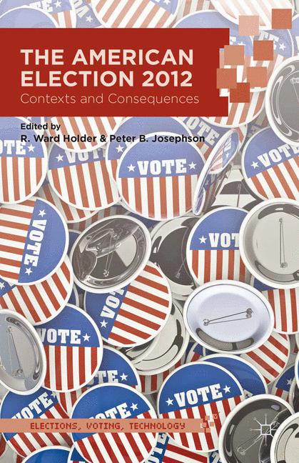 Cover of 'The American Election 2012'