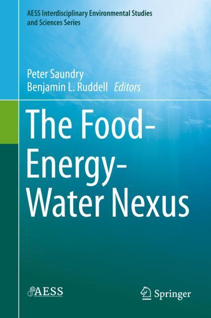 Cover of 'The Food-Energy-Water Nexus'
