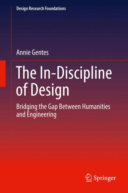 Cover of 'The In-Discipline of Design'