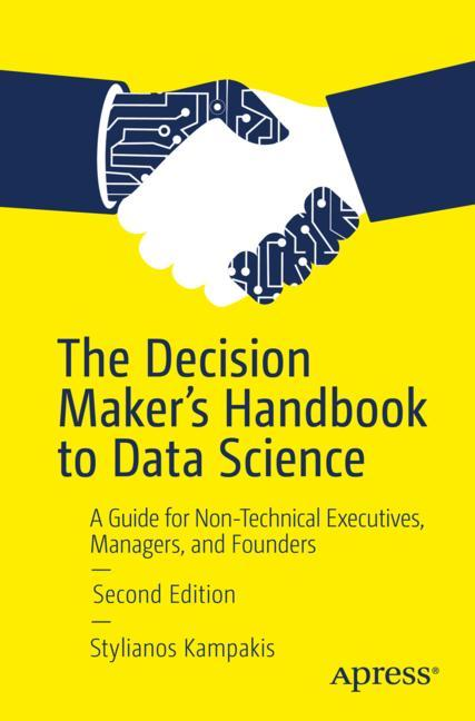 Cover of 'The Decision Maker's Handbook to Data Science'