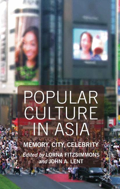 Cover of 'Popular Culture in Asia'