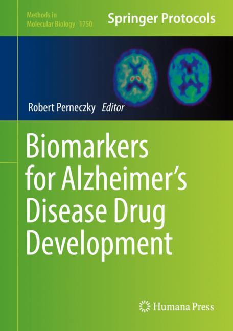 Cover of 'Biomarkers for Alzheimer's Disease Drug Development'