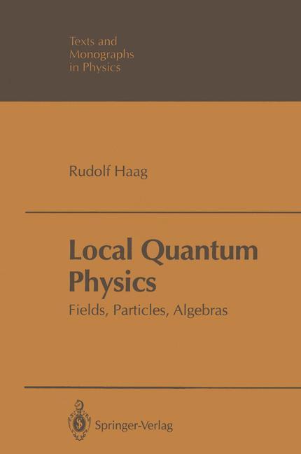 Cover of 'Local Quantum Physics'