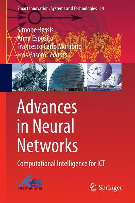 Cover of 'Advances in Neural Networks'