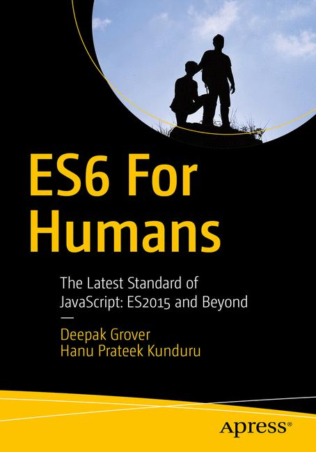 Cover of 'ES6 for Humans'