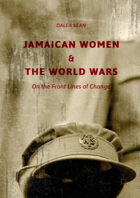Cover of 'Jamaican Women and the World Wars'