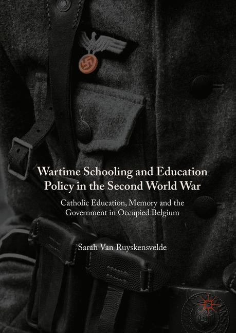 Cover of 'Wartime Schooling and Education Policy in the Second World War'
