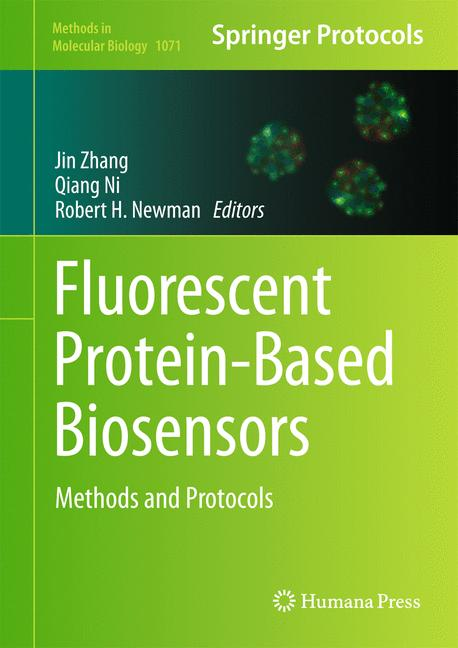 Cover of 'Fluorescent Protein-Based Biosensors'