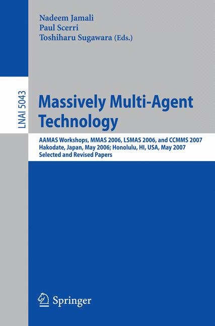 Cover of 'Massively Multi-Agent Technology'