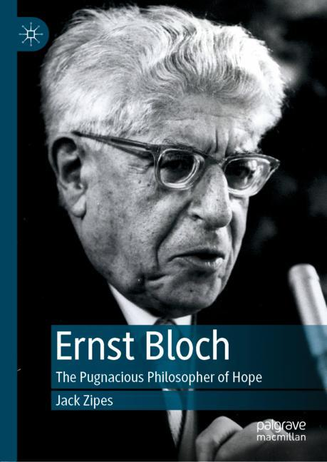 Cover of 'Ernst Bloch'