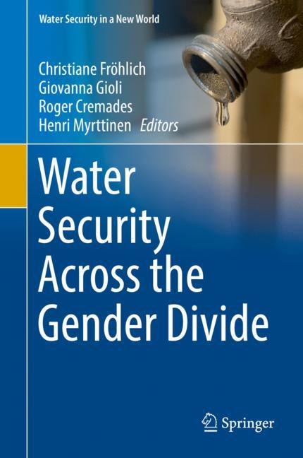 Cover of 'Water Security Across the Gender Divide'