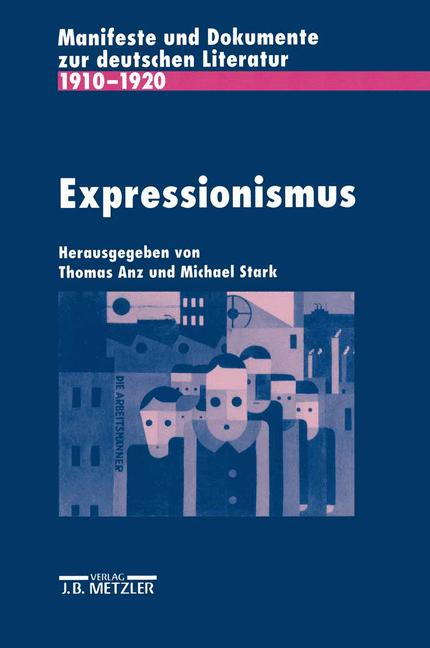 Cover of 'Expressionismus'