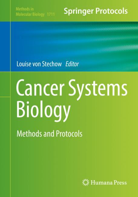 Cover of 'Cancer Systems Biology'