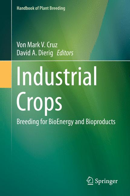 Cover of 'Industrial Crops'