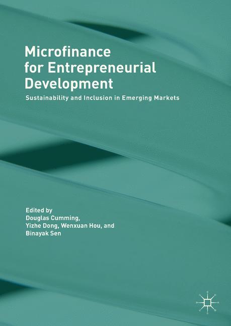 Cover of 'Microfinance for Entrepreneurial Development'
