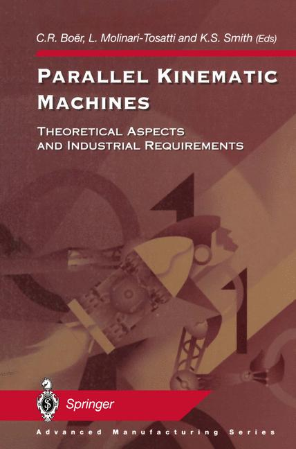 Cover of 'Parallel Kinematic Machines'