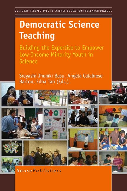 Cover of 'Democratic Science Teaching'