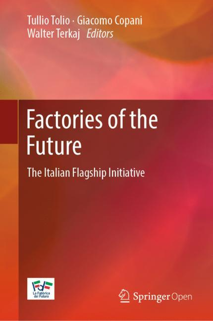 Cover of 'Factories of the Future'