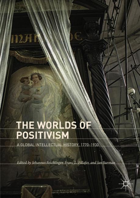 Cover of 'The Worlds of Positivism'