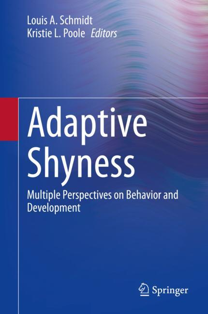 Cover of 'Adaptive Shyness'