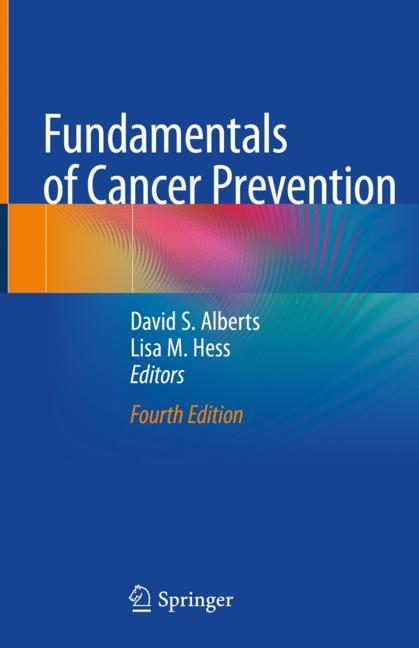 Cover of 'Fundamentals of Cancer Prevention'