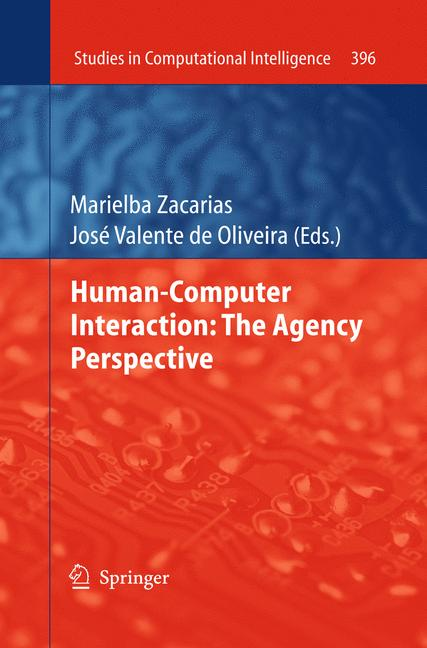 Cover of 'Human-Computer Interaction: The Agency Perspective'