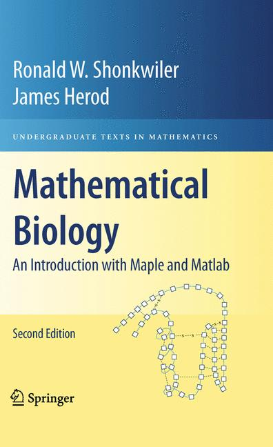 Cover of 'Mathematical Biology'