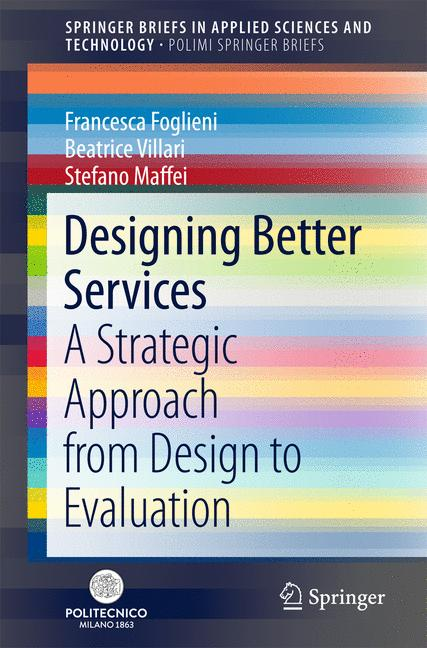 Cover of 'Designing Better Services'