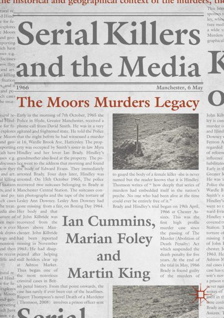 Cover of 'Serial Killers and the Media'