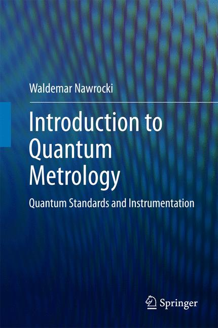 Cover of 'Introduction to Quantum Metrology'