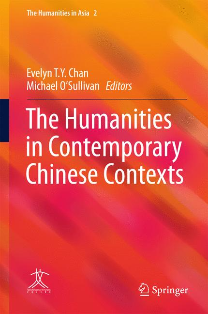 Cover of 'The Humanities in Contemporary Chinese Contexts'