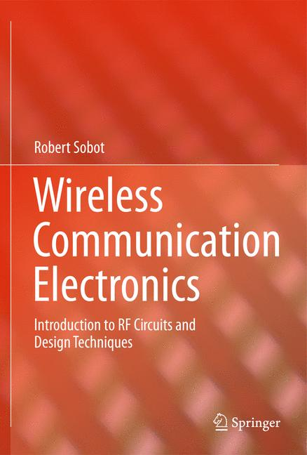 Cover of 'Wireless Communication Electronics'