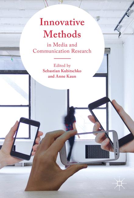 Cover of 'Innovative Methods in Media and Communication Research'