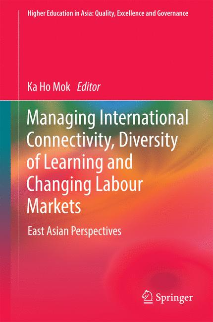 Cover of 'Managing International Connectivity, Diversity of Learning and Changing Labour Markets'