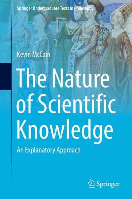 Cover of 'The Nature of Scientific Knowledge'