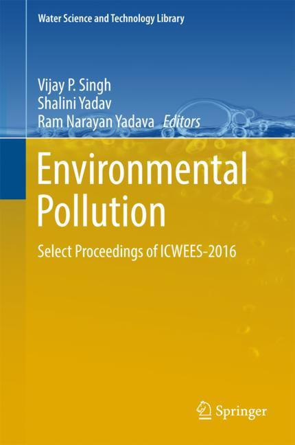 Cover of 'Environmental Pollution'
