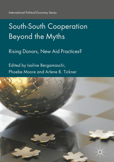 Cover of 'South-South Cooperation Beyond the Myths'