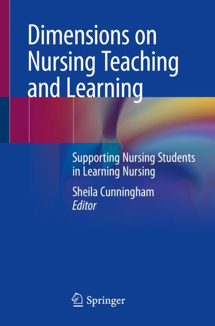 Cover of 'Dimensions on Nursing Teaching and Learning'