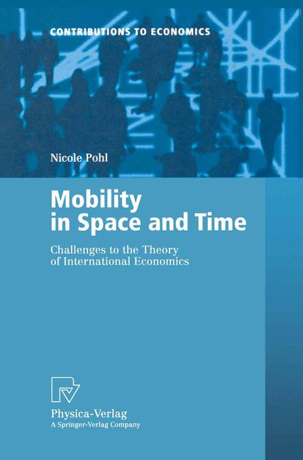 Cover of 'Mobility in Space and Time'