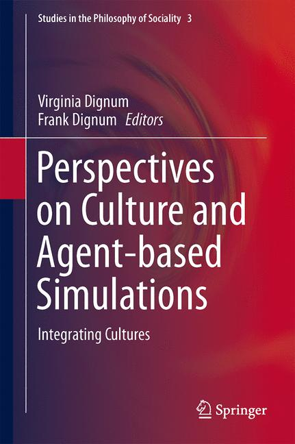 Cover of 'Perspectives on Culture and Agent-based Simulations'