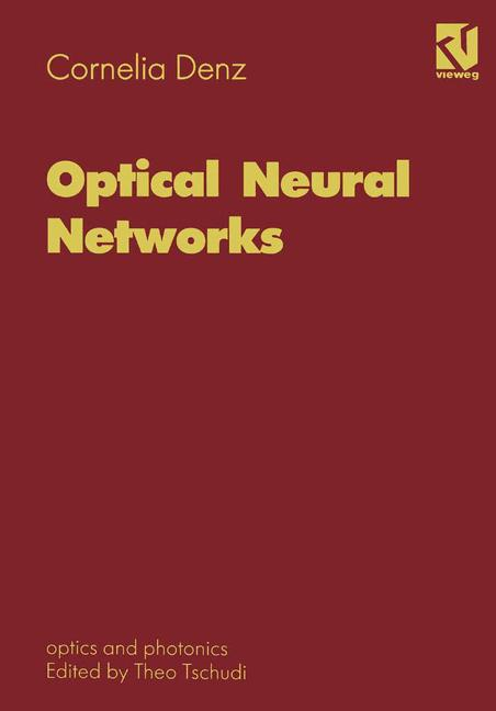 Cover of 'Optical Neural Networks'